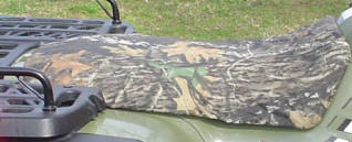 Camouflage Atv seat cover